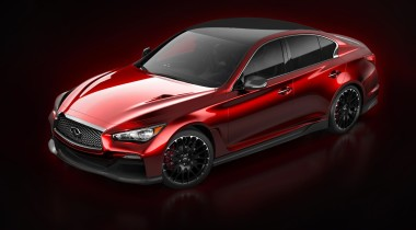 Infiniti показала концепт Q50 Eau Rouge
