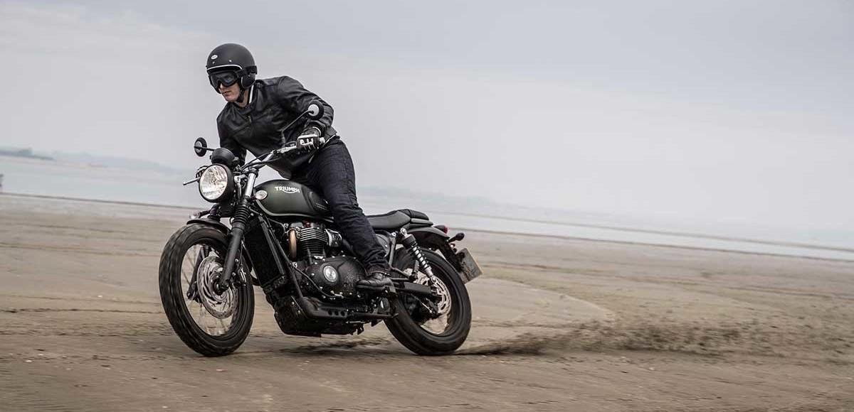 Мотоциклы 2017: обзор новинок