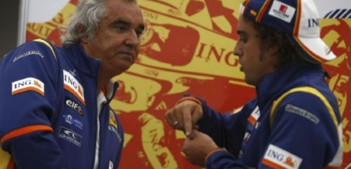 Команда Renault наказана! Она не примет участия на Гран-При Европы!