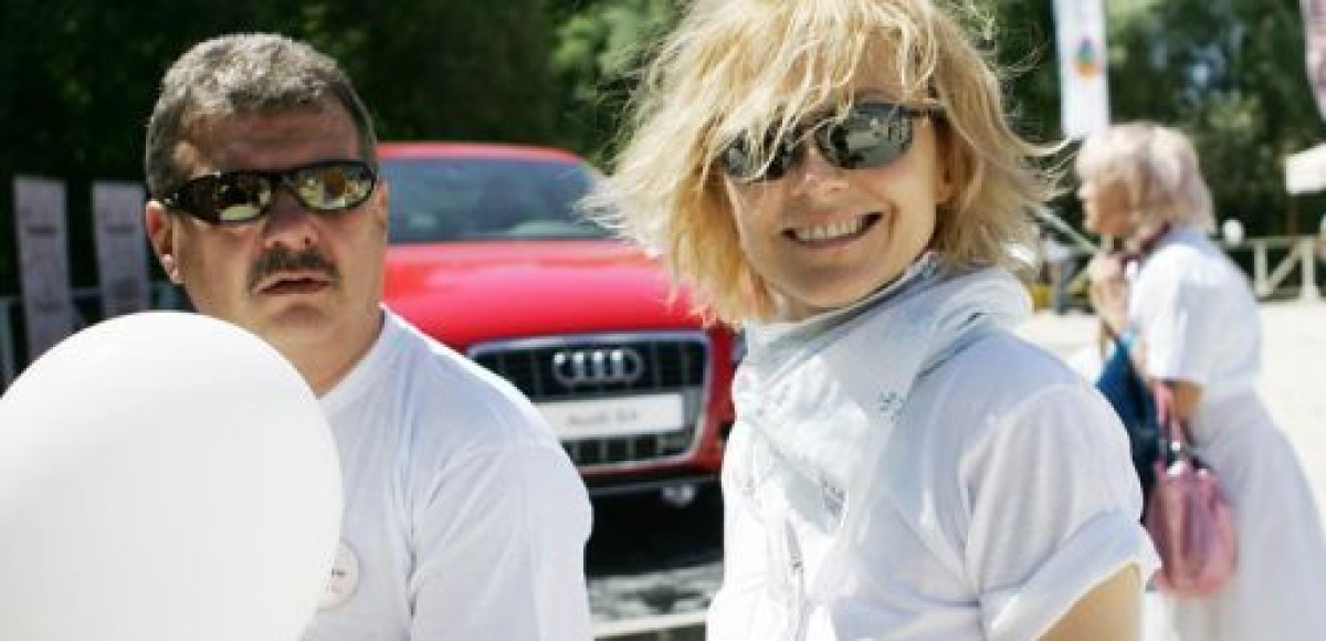 На фестивале «Черешневый лес» прошла российская премьера Audi S4