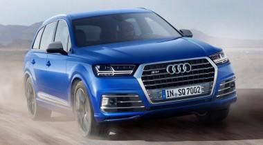 Audi рассекретила новинки для России