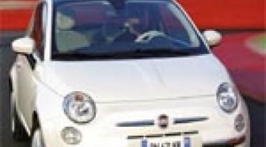 Fiat 500. Пятисотый