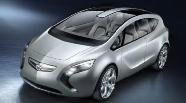 Электромобили Opel появятся в продаже после 2010 года