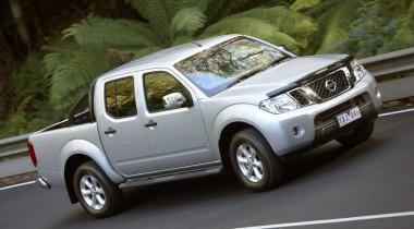 Nissan Navara: японский грузовик