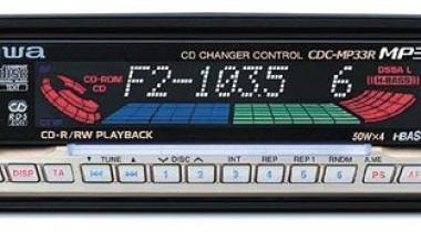 MP-3 CD-ресиверы. Читатели файлов