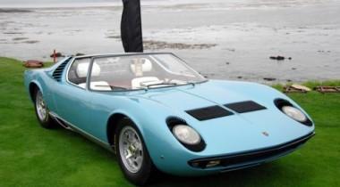 Уникальный кабриолет Lamborghini Miura поменяет владельца