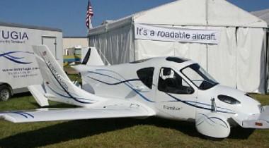 По дорогам США разрешено ездить на летающем трансформере
