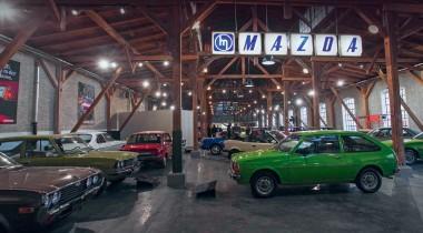 Восток на западе: первый музей Mazda в Европе