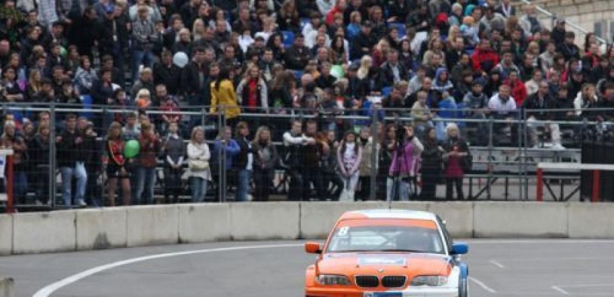 В Лужниках состоялся «Гран-При Москвы по кольцевым автогонкам Pulsar 2010»