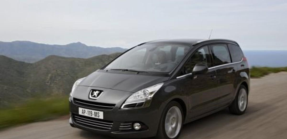 Peugeot 5008. Новые горизонты