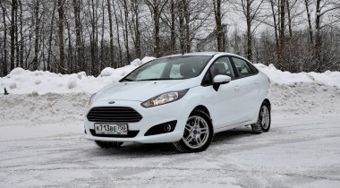 Ford Fiesta. Фокусозаменитель