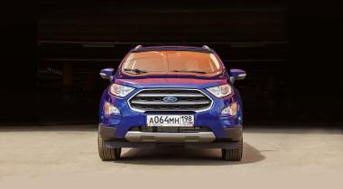 Ford EcoSport: серьезное обновление