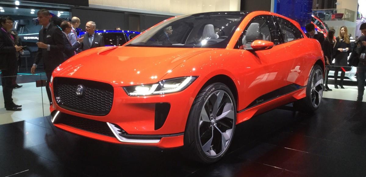 Jaguar I-Pace: купить нельзя заказать