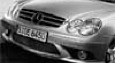 Нестареющий Mercedes-Benz от «Звезды столицы»