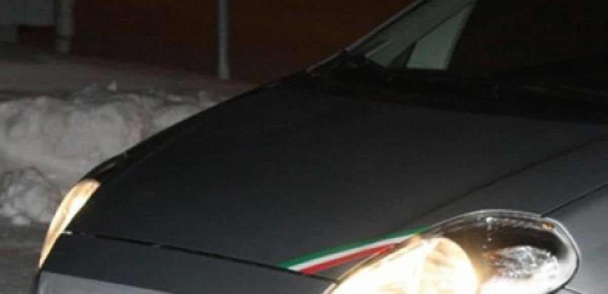 Fiat Grande Punto 5d. Шпионские фото