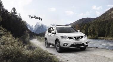 Nissan X-Trail X-Scape: ограниченная серия и дрон-шпион в подарок