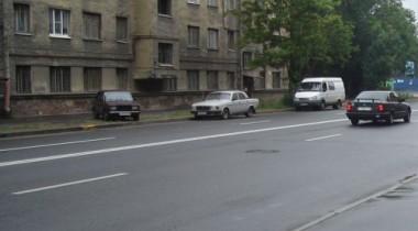 В Санкт-Петербурге открыли платную дорогу