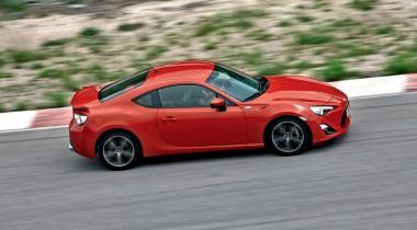 Toyota GT86. Вперед, к истокам!