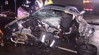 Автоинспектор, нарушив ПДД, погиб в аварии