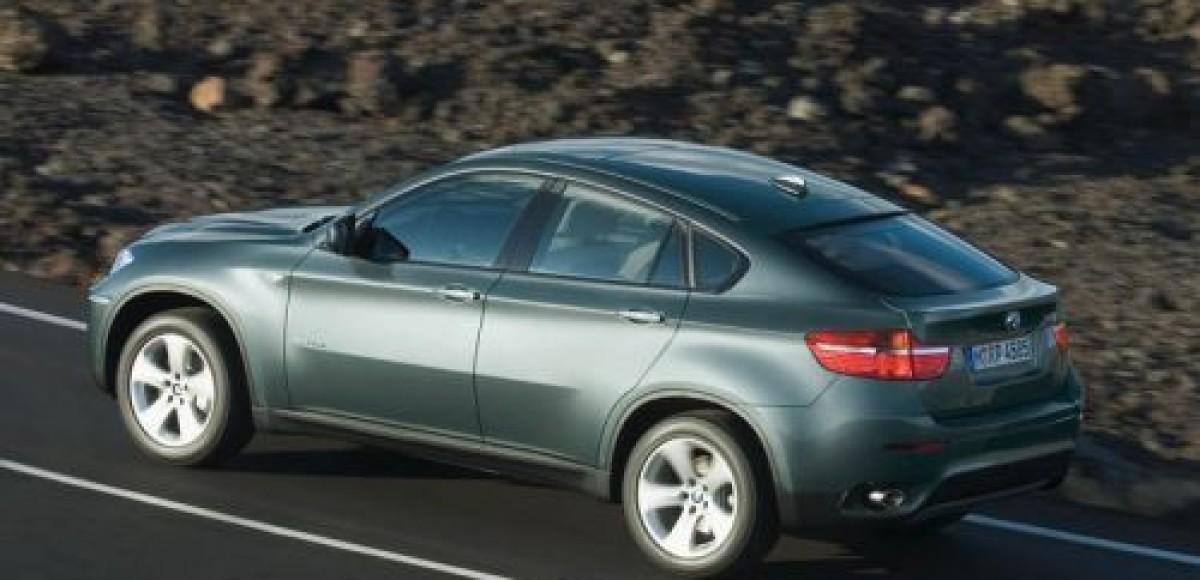 У студентки МГУ угнали BMW X6
