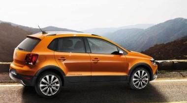 Новый Volkswagen CrossPolo уже в России