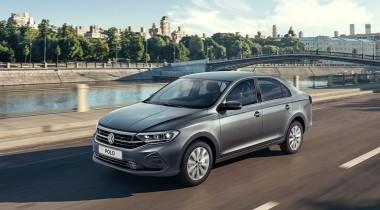 Volkswagen раскрыл все подробности о новом Polo для России