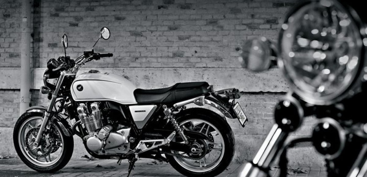 Honda CB1100. Железная ностальгия