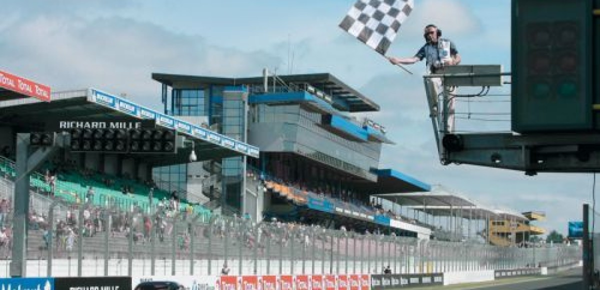Le Mans Classic. Два цвета времени