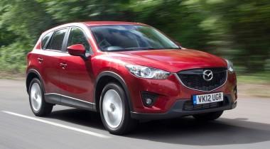 Mazda CX-5: обзор модели