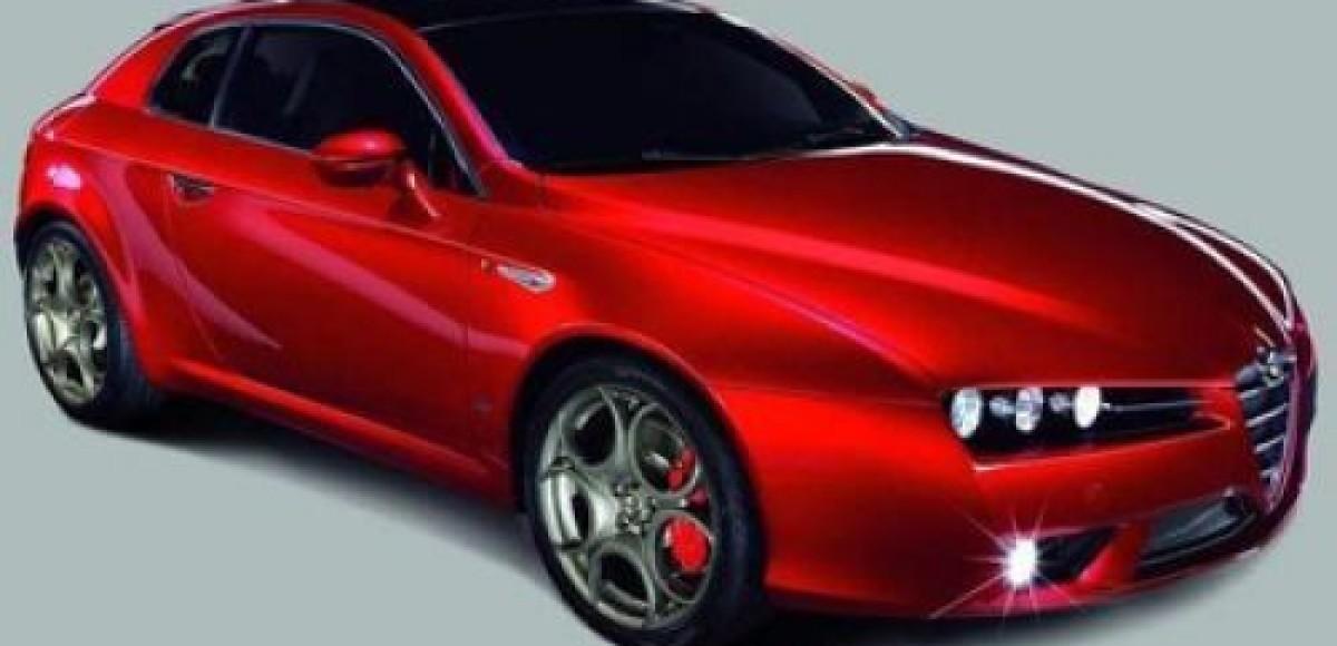 Показ спортверсии Brera TI компания Alfa Romeo проведет в Париже