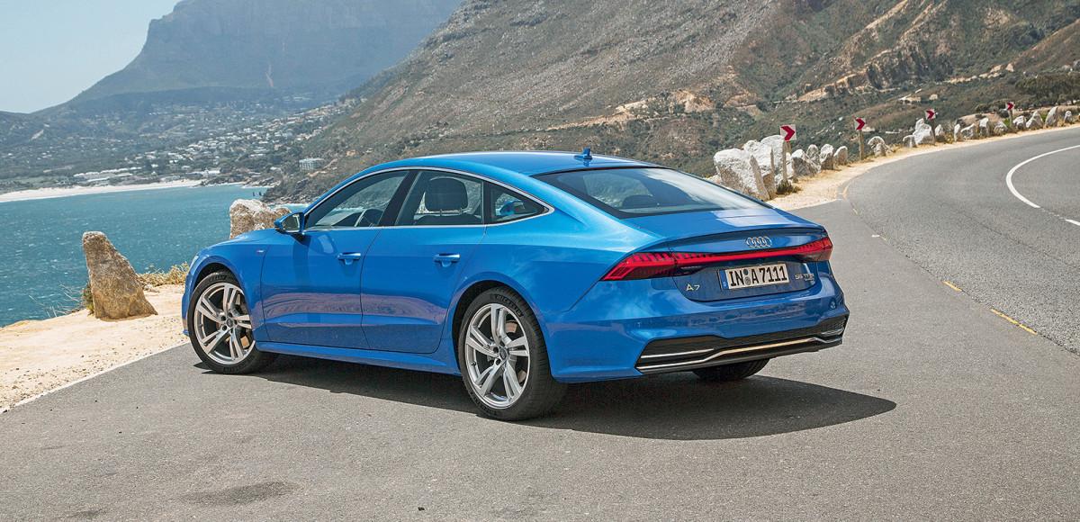 Audi A7 Sportback. Три «Э»