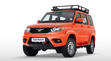 УАЗ начнет продажи экспедиционного «Патриота»