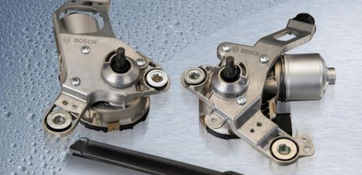 Прямой привод Bosch для стеклоочистителей