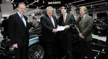 Continental и BRABUS начали сотрудничество