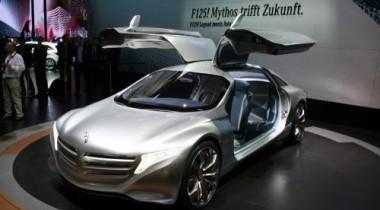 F125 — юбилейный концепт от Mercedes-Benz