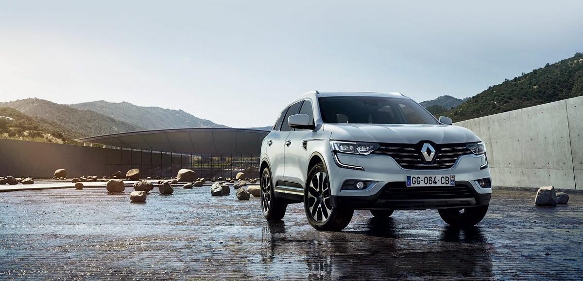 Renault Koleos. Преображение
