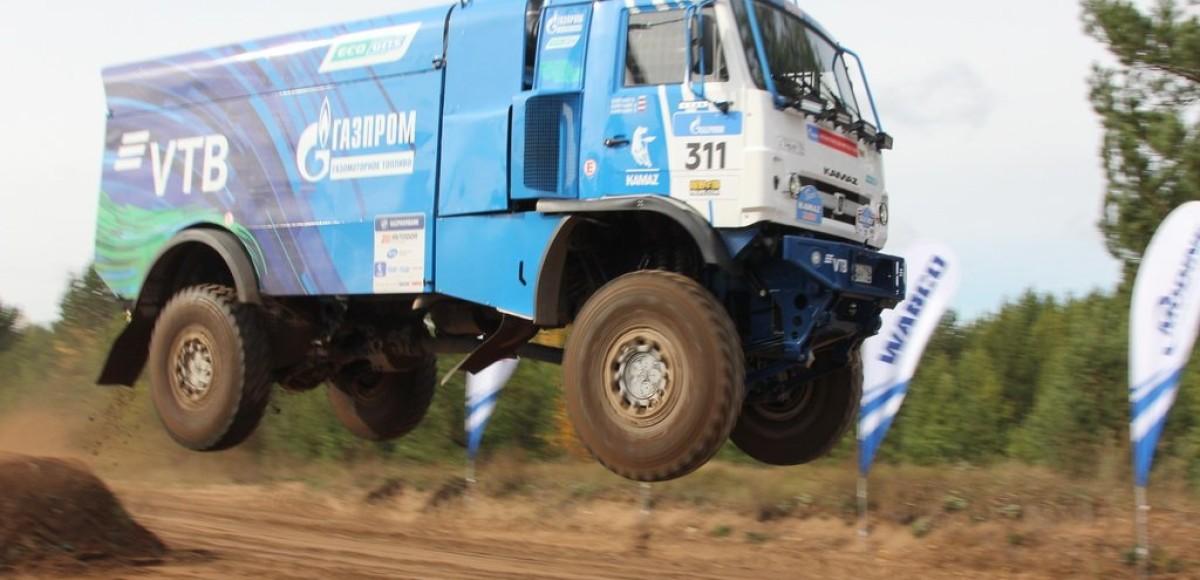 «КАМАЗ-мастер» отправит на «Дакар-2019» четыре грузовика