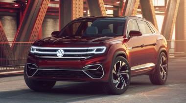 Volkswagen Atlas получил 5-местную версию Cross Sport