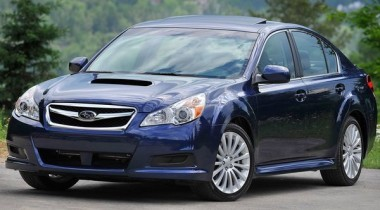 Subaru Legacy GT. Обзор и характеристики