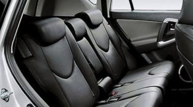 Toyota RAV4. Смена ориентации