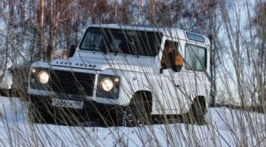 Defender 2012 года. Новый дизельный двигатель
