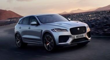 Jaguar F-Pace «взбесился» после доработок