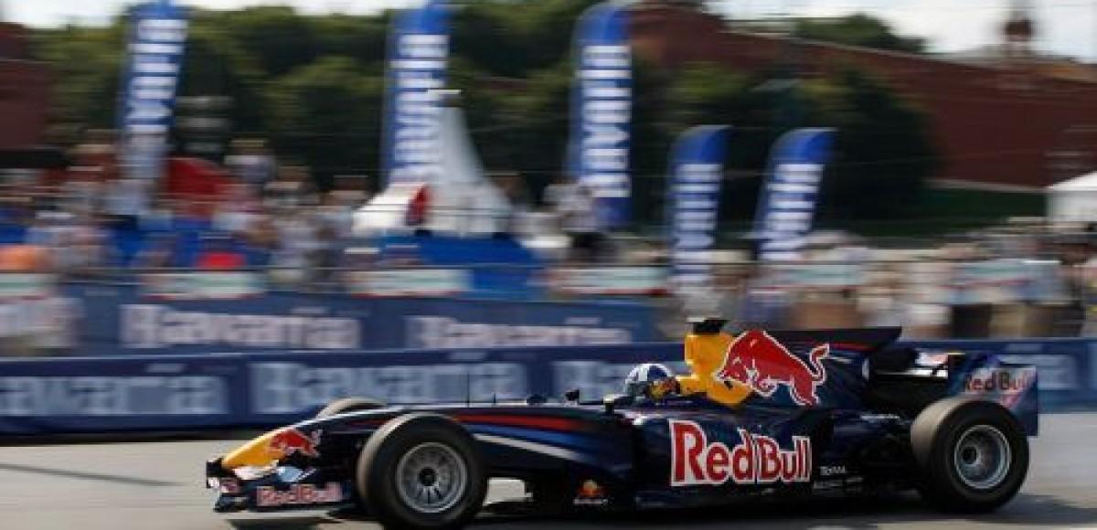 Infiniti приходит в «Формулу-1»