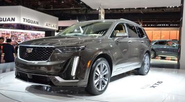 Cadillac XT6: американская мечта