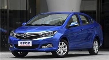 Китайская Haima начинает продажи седана M3