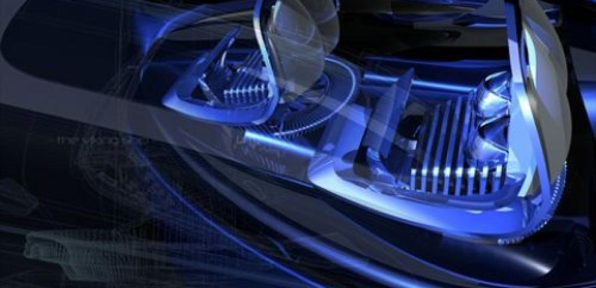 Volvo S60 Concept. Жемчужина скандинавского дизайна