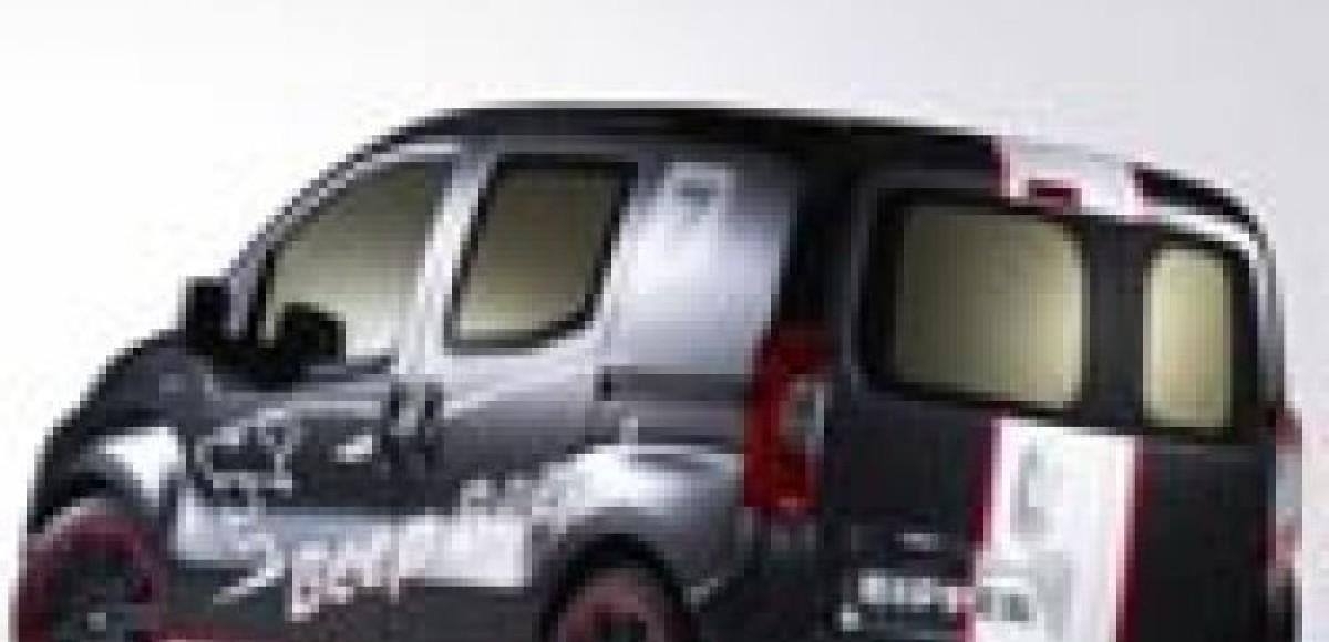 Peugeot Bipper Beep Beep! Приближен к спорту