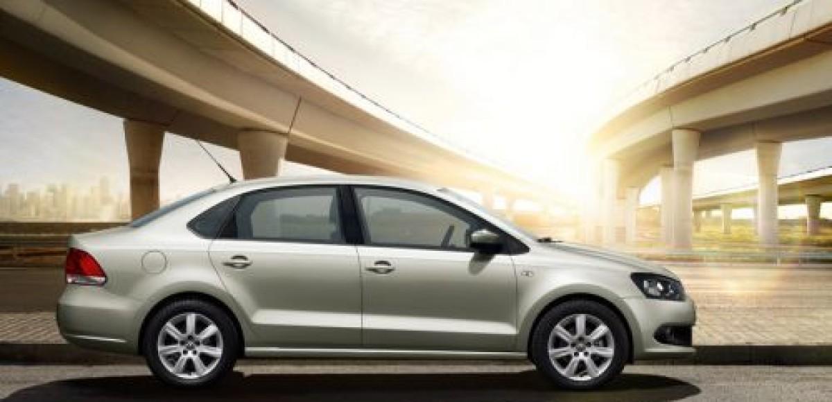 Volkswagen представил бюджетный седан для России