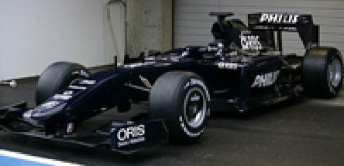 Williams: Провела презентацию нового FW31