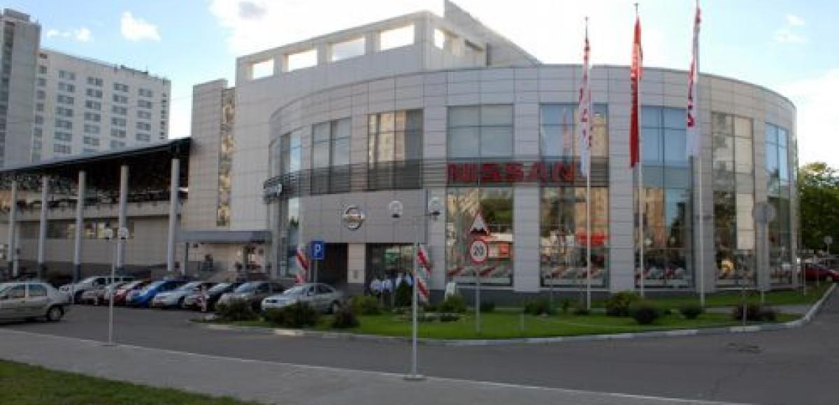 «Nissan-Автомир», Москва. Весеннее предложение